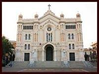 Duomo Cathedral Dome Main church Guest House Via Marina Reggio Calabria