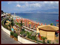 Reggio Calabria beach Lungomare D'Annunzio Via Marina street seaside